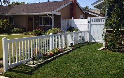 How to Install Vinyl Fencing
