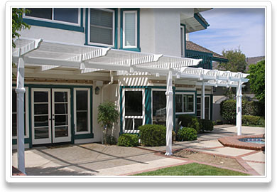 Vinyl Patio Covers In Orange County Finyl Vinyl Building