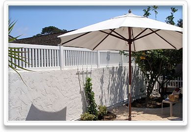 Vinyl Fencing In Orange County Finyl Vinyl Building Products