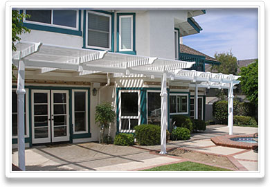 Captivating Vinyl Patio Cover