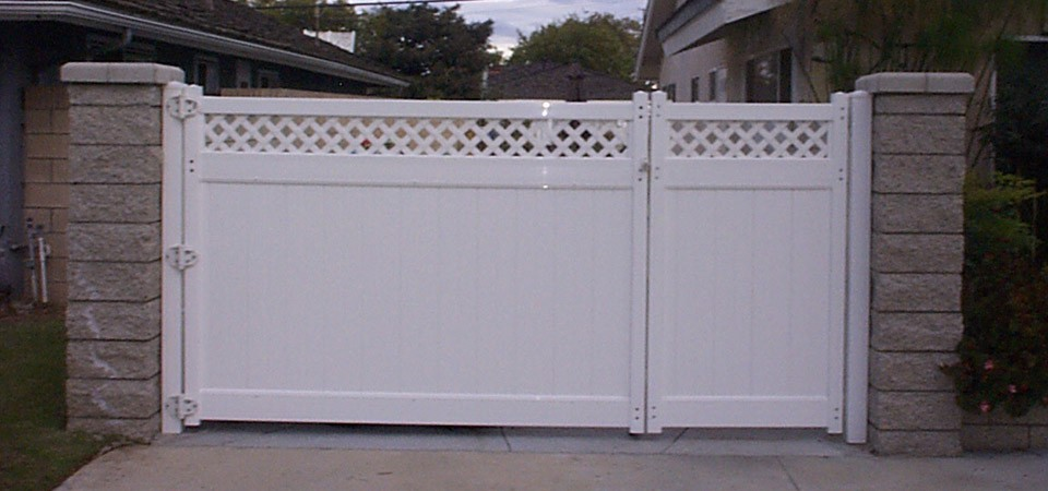 Products slides for Best driveway gates